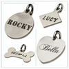 lovely name card beautiful metal tags medical alert dog tag with cheap price