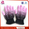 Ladies hand mittens wholesale winter christmas custom girls cute knit gloves