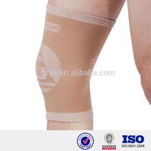 spandex sports supports cute arthritis orthopedic patella hinge soft Elasticated Nylon knee cap protector