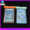 wholesale pvc swimming cellphone waterproof bag for iphone