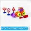 Most Popular Cartoon Truck DIY Construction Toy