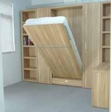 2014 New Design Folding Wall Bed Bedroom Furniture