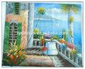 De alta qualidade pintura em tela cenário preços