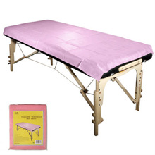 Nonwoven disposable customized bedsheet