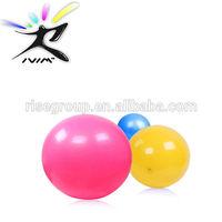 non-antiburst oval exercise ball