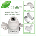 2014 beauty aesthetic salon device vacuum rf face and neck lift machine -CE