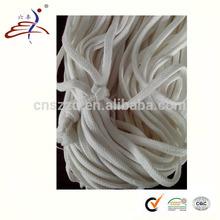 natural cotton flat webbing shoe lace
