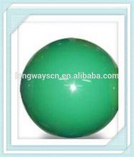 Sports antiburst gymnastic ball