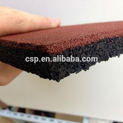 rubber mat for soundproof,silent underlay mat