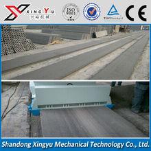 prefabricated concrete walling houses/precast fence machine prefab house production line