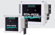 Sr-4000 y 6000 química de la serie alimentador de la bomba con automático de lavado a contracorriente controlador