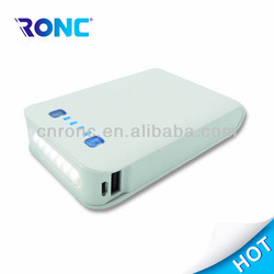 Promotional gift Wholesale s4 mini charger case/power bank for mobile phone convinient