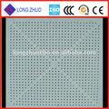 Mineralfaser mit latexfarbe Board& nicht- brennbaren mineralwolle deckenplatte