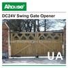Automatic Gate Openers, Swing Gate Opener, Nice Gate Openers - Ua
