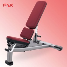 Free Weight Multi Adjustable Bench