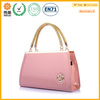 pink hand bag,hand bags for women 2013,genuine leather ladies hand bag