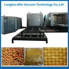 glass tiles and mosaics pvd glass mosaic machine/mosaic tile pvd color coating machinery