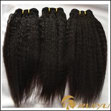 Large order discount Wholesale brazilian hair mink yaki hair