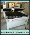 De bajo coste, 1200*1200mm, 2.2kw de agua de refrigeración del husillo afición de madera del cnc de madera router publicidad cnc router