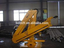 4ton lorry loading crane truck hydraulic winch for sale 4ZA2