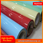 chinese plastic pvc films inside