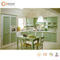 Pvc modular gabinetes de la cocina- cocina techos de pvc