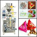 Bolsa Triangular de embalaje para el grano del caramelo de chocolate vertical automático de medición de la máquina de embalaje