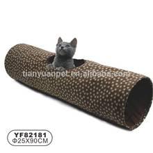 Novelty cat shape cat bed