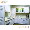 Diseño moderno PVC muebles de cocina - techo de PVC para cocina