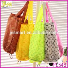 Fashion Cute Japanese Style Animal Foldable Eco Reusable Shopping Bag Wholesale
