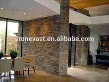 Multicolor cheap cultured stone/slate landscaping stone