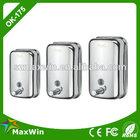 Manual stainless steel 304 bulk liquid soap dispenser Hospital, Home, School, Hotel
