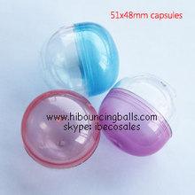 toy vending machine plastic capsule empty capsules