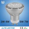 CE ROHS MR16 LED spotlight 7W CHEAP HIGH GUALITY
