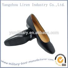 market popular oxford style 3cm heel lightweight lady uniform dress shoes