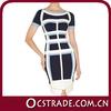2014 fashion new women short sleeve cocktail dresses