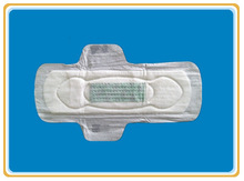 active oxygen and negative ion function sanitary napkin