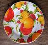 decorative fruit porcelain dish / porcelain fruit dish