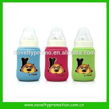 Milk bottle cover