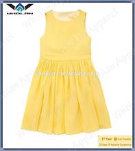 flor vestido de niña de la fábrica de china cenicienta el último diseño de vestidos