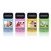 12mp digital video camera 2.0'' tft display 4 x digital zoom rechargeable lithium battery flip digital video camera