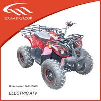 battery powered atv quad /48V20AH lead acid quad atv