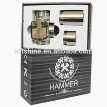 hammer clone mechanical mod & big vapor hammer mod & hammer smoking pipe