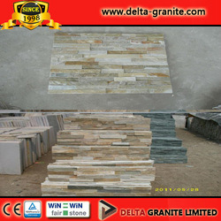 Chinese Roofing Slate, Natural Slate, Culture Yellow Slate