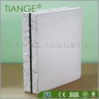 American standard class A fireproof sound proofing walls