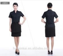 2014 new arrival high quality fashion bellboy uniform for hotel