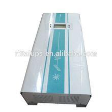 LCD Screen Tracking PV Panel DC voltage 12v 24v 48v 96v 120v Solar Inverter