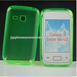 Smooth Transparent TPU protector case for Ipad mini 2