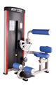 Bd-010 abdominal crunch ejercicio abdominal sentado de la máquina