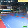 High suspend Badminton Court Mat/Badminton Floor Mat